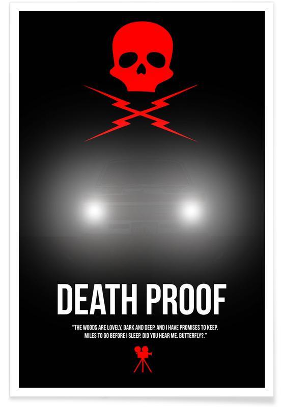 Films, Death Proof affiche