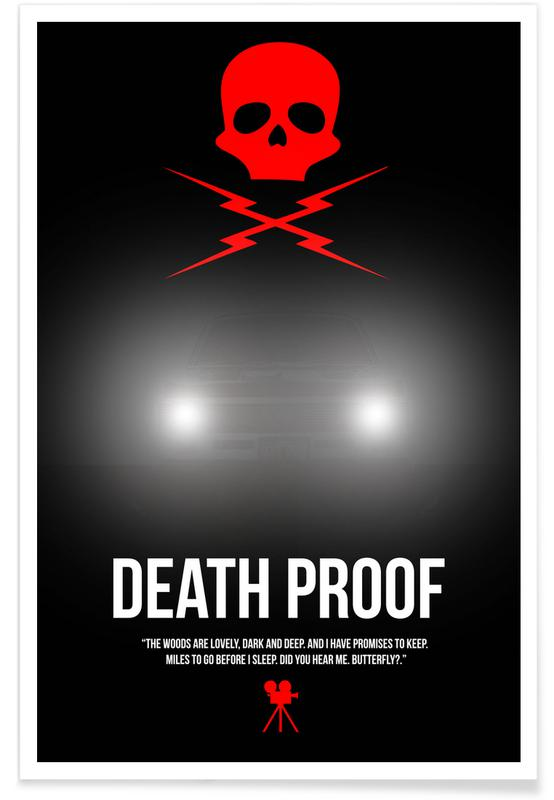 Films, Death Proof poster