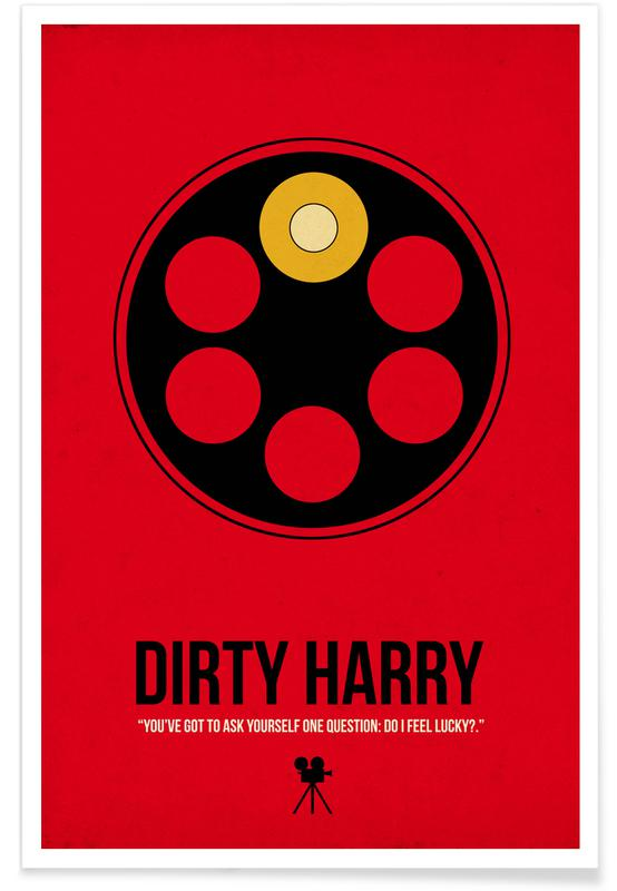 Films, Dirty Harry affiche