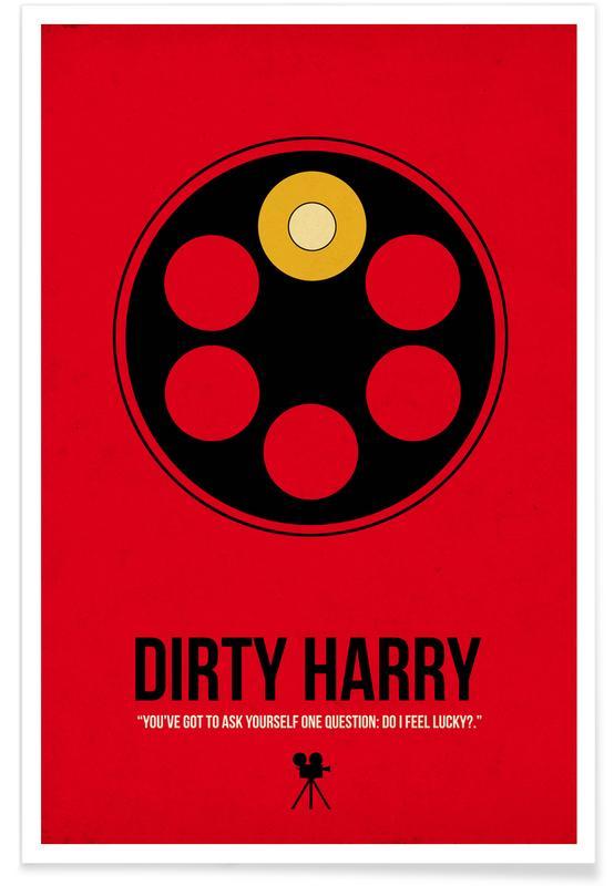 Filme, Dirty Harry -Poster