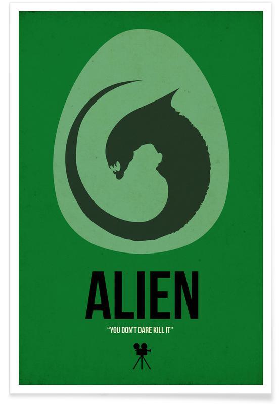 Films, Alien affiche