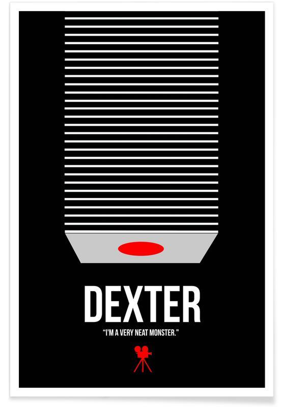 Films, Dexter 2 poster