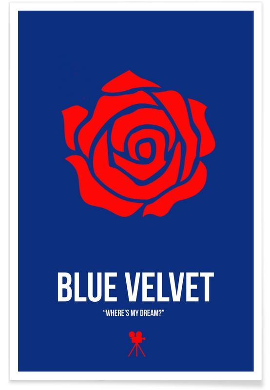 Films, Blue Velvet poster