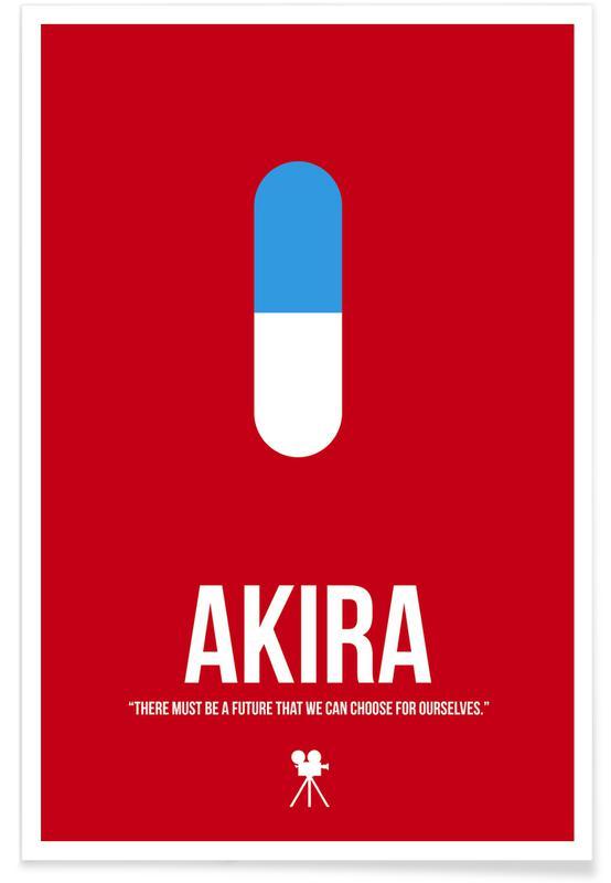 Films, Akira affiche