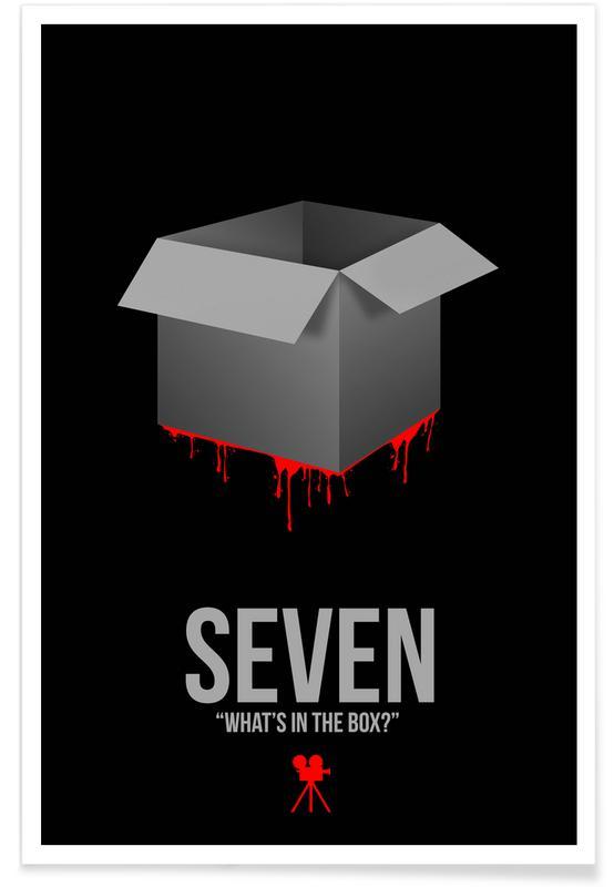 Films, Seven affiche
