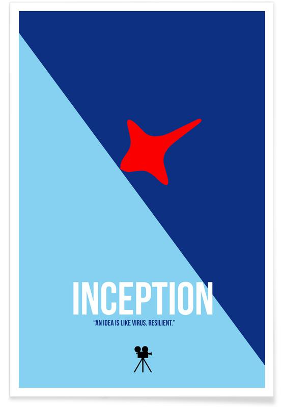 Movies, Inception Poster