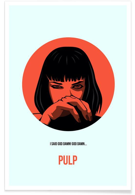 Films, Pulp Fiction affiche