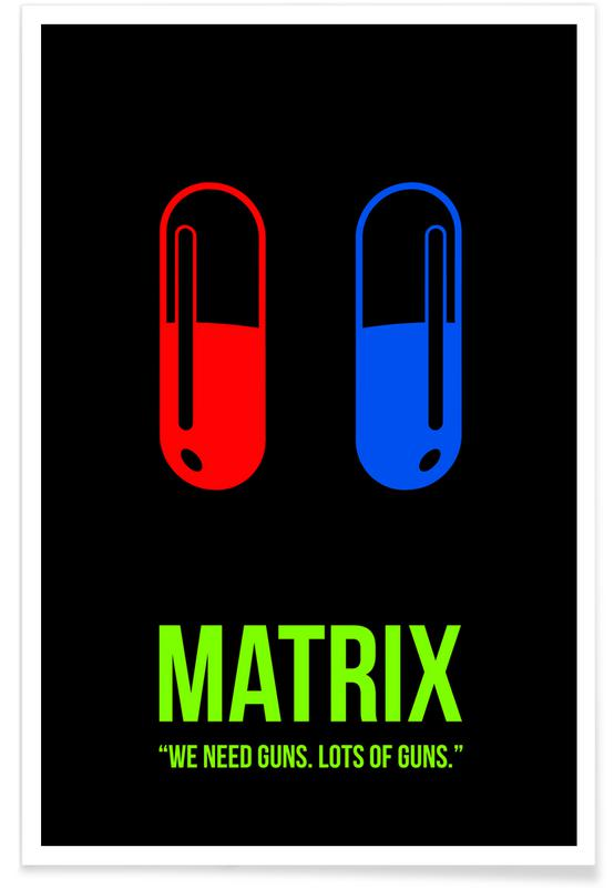 Films, Matrix affiche