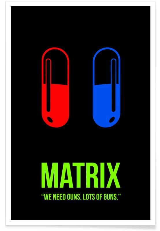 Films, Matrix poster
