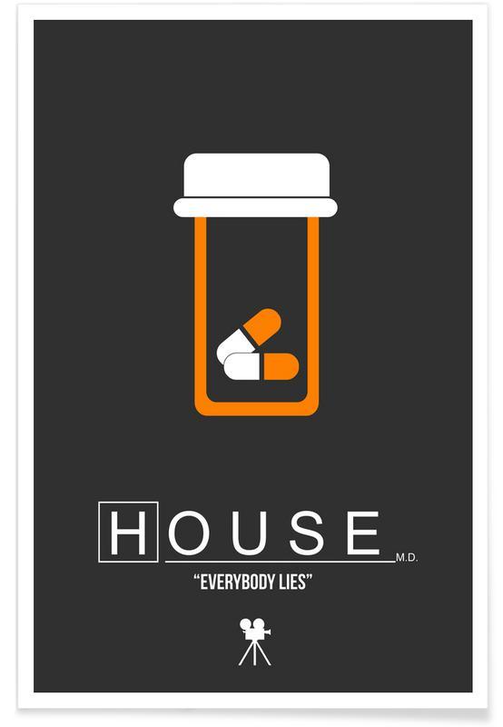 Films, House M.d. affiche