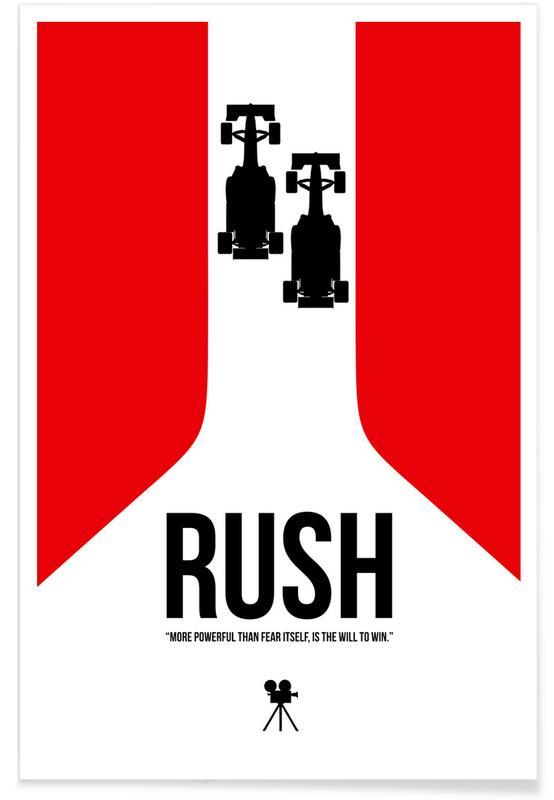 Filme, Rush -Poster