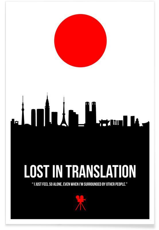 Films, Lost In Translation poster