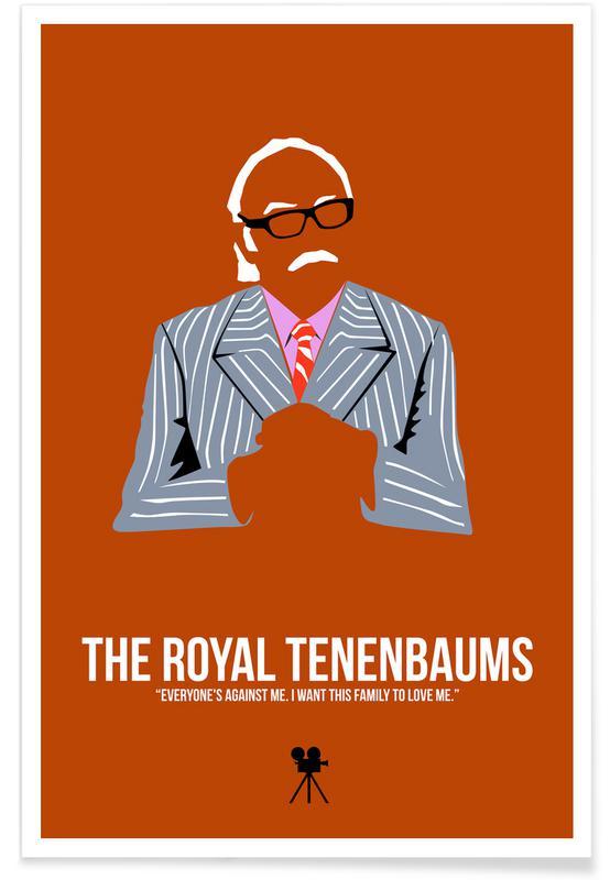 Films, The Royal Tenenbaums affiche