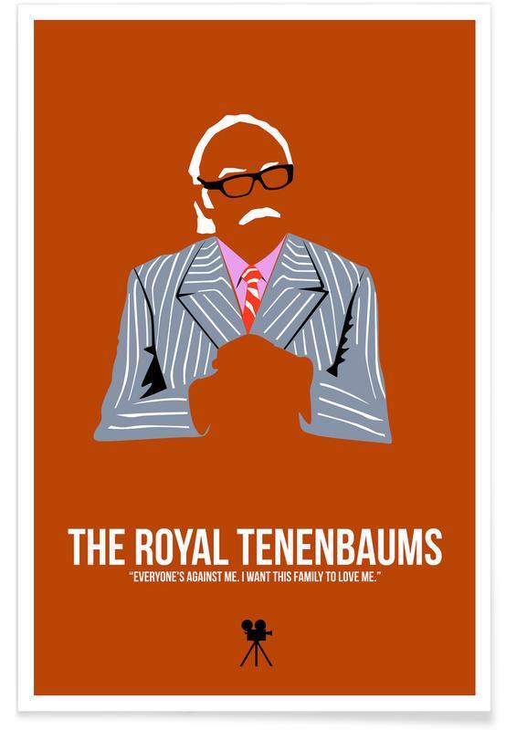 Movies, The Royal Tenenbaums Poster