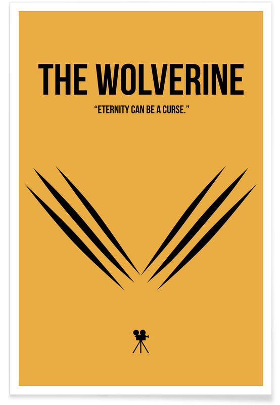 Movies, The Wolverine Poster
