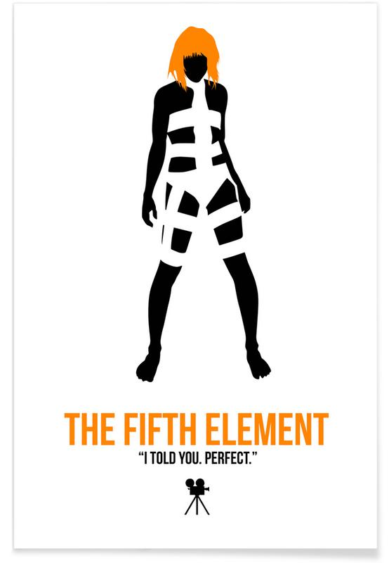 Films, The Fifth Element affiche