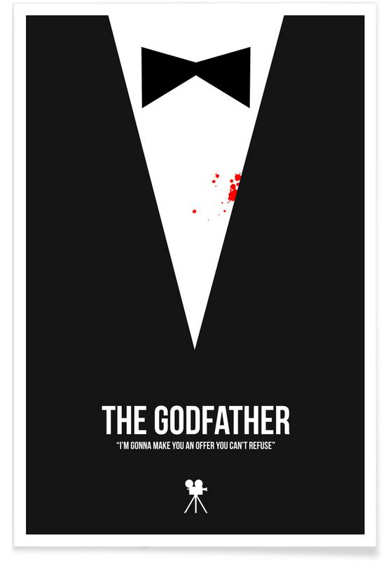 Movies, The Godfather Poster
