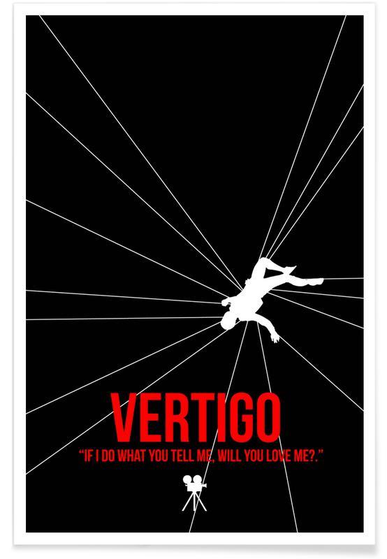 Films, Vertigo affiche