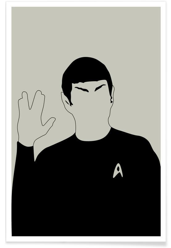 Films, Spock affiche