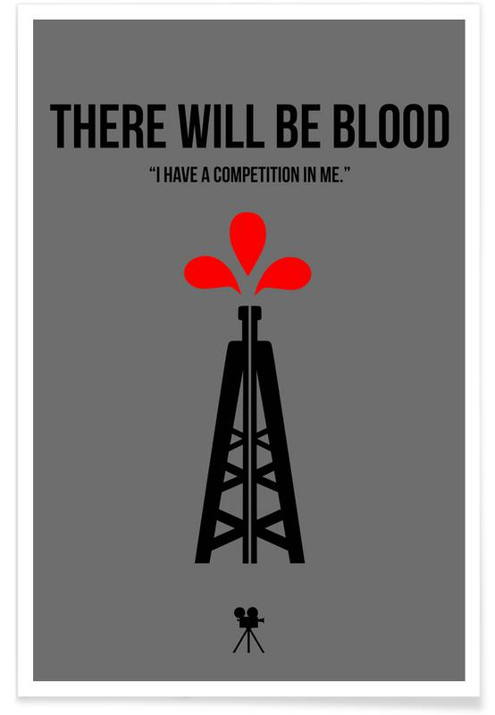 Films, There Will Be Blood affiche