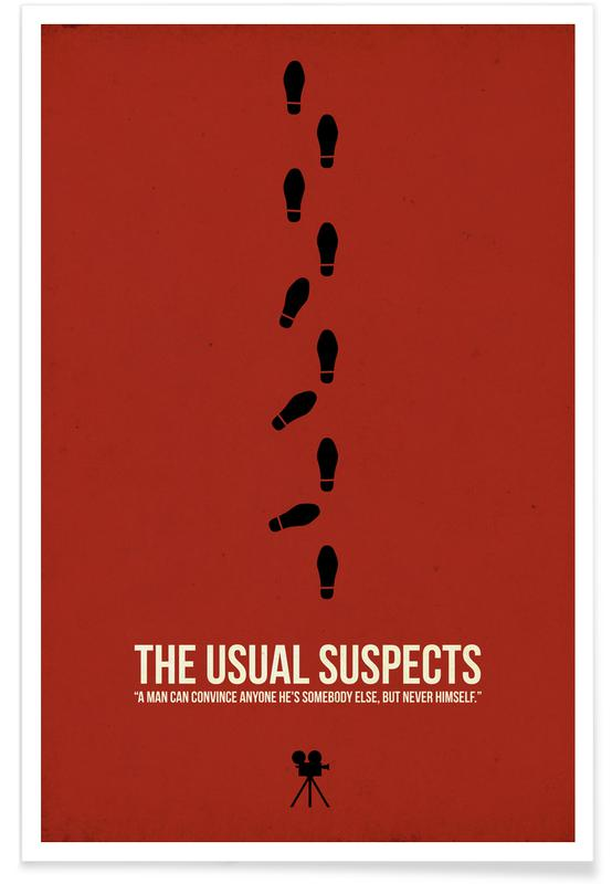 Movies, The Usual Suspects Poster