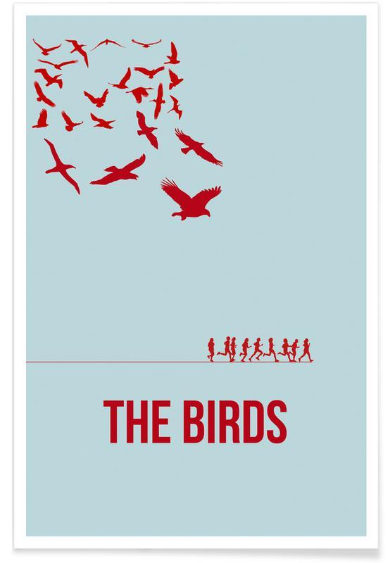 Films, The Birds affiche