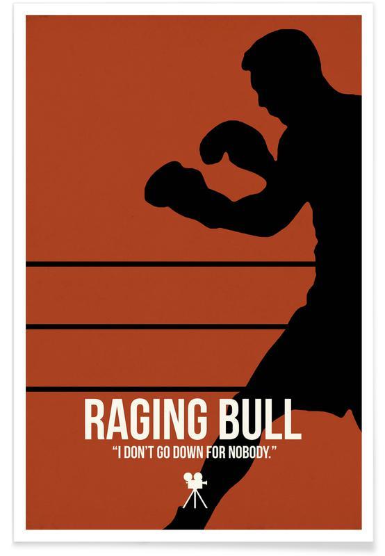 Films, Raging Bull affiche