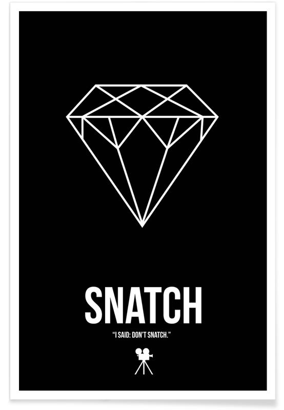 Movies, Snatch Poster