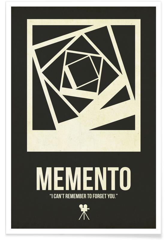 Filme, Memento -Poster