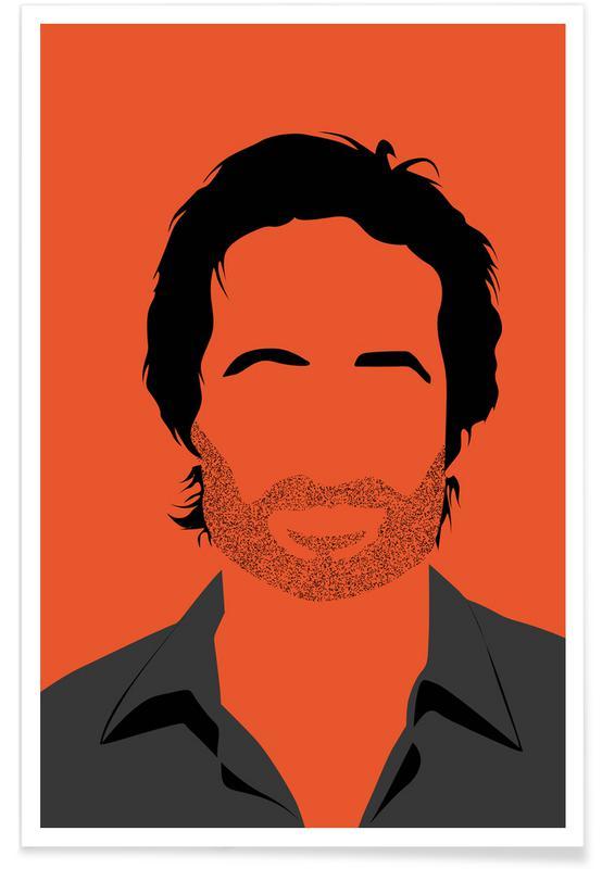 Movies, Hank Poster