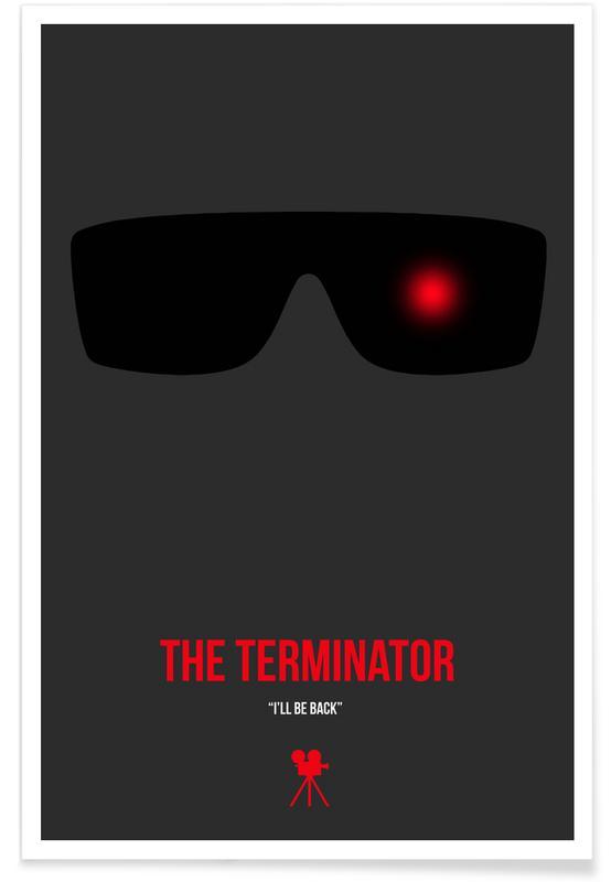 Movies, The Terminator Poster
