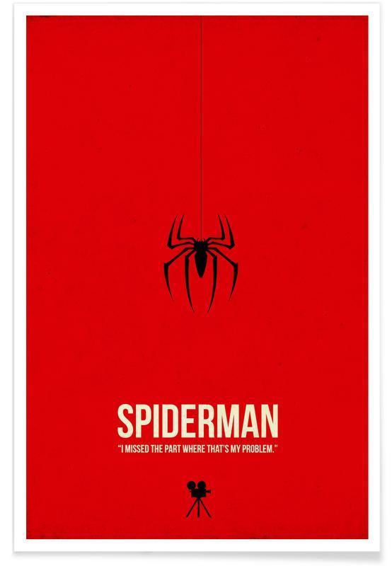 Films, Spiderman affiche