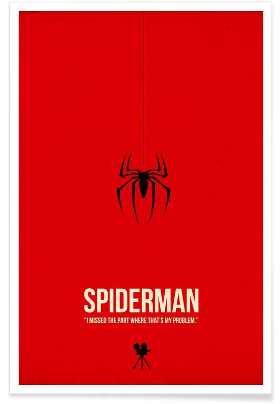Movies, Spiderman Poster