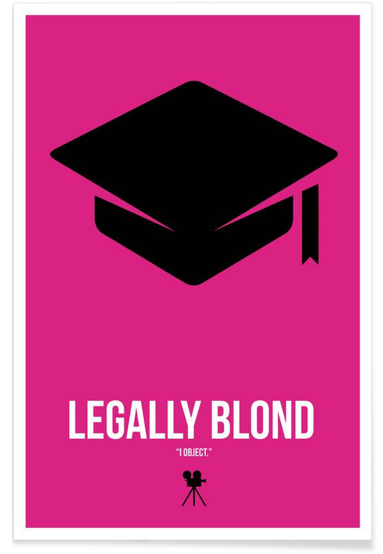 Films, Legally Blond affiche