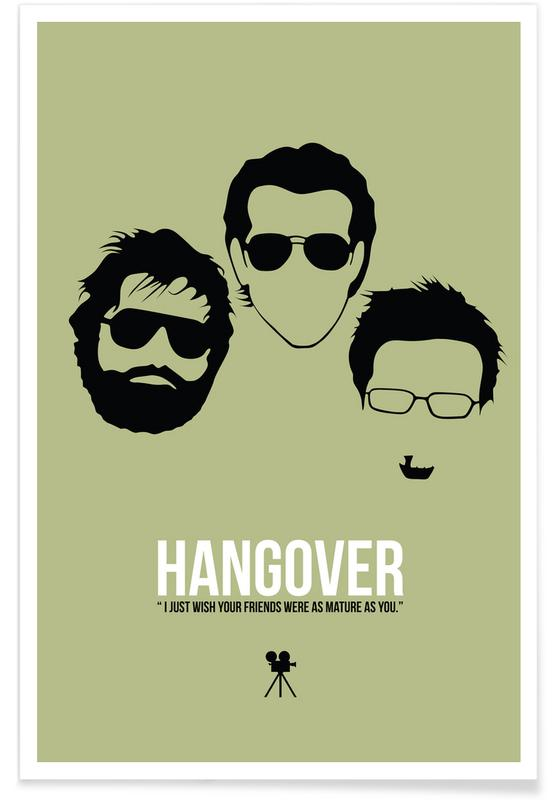 Films, Hangover affiche