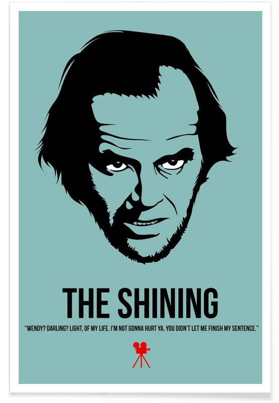 Films, The Shining affiche