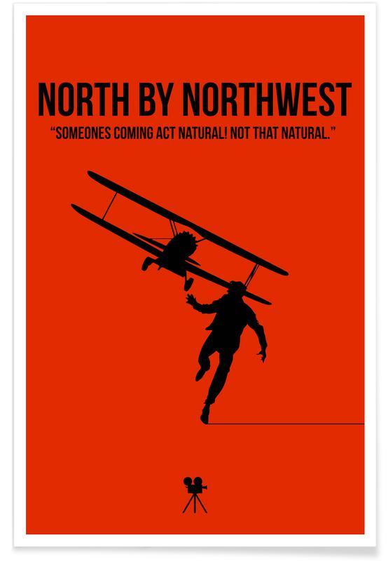 Films, North By Northwest affiche