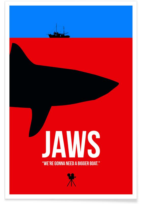 Films, Jaws poster