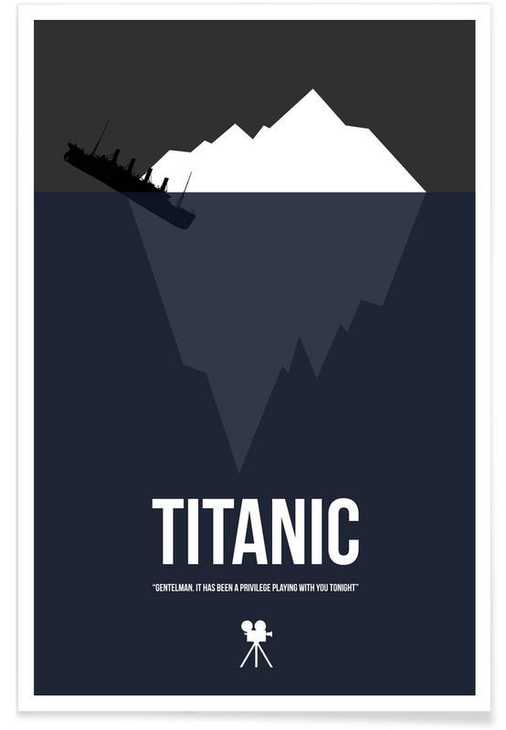 Films, Titanic affiche