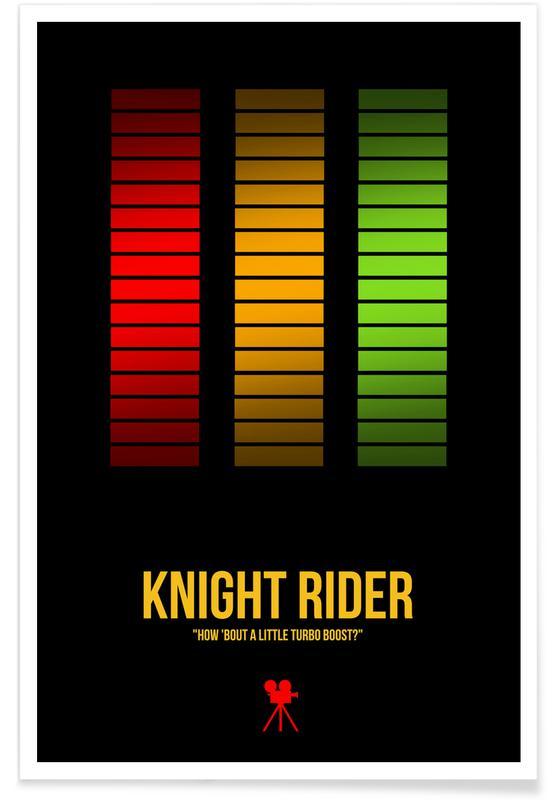 Films, Knight Rider affiche