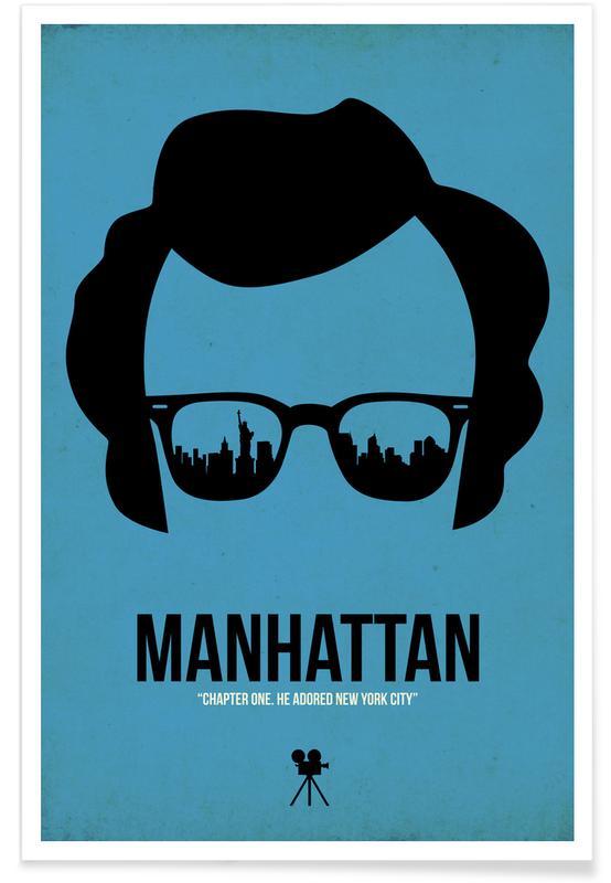 Films, Manhattan affiche