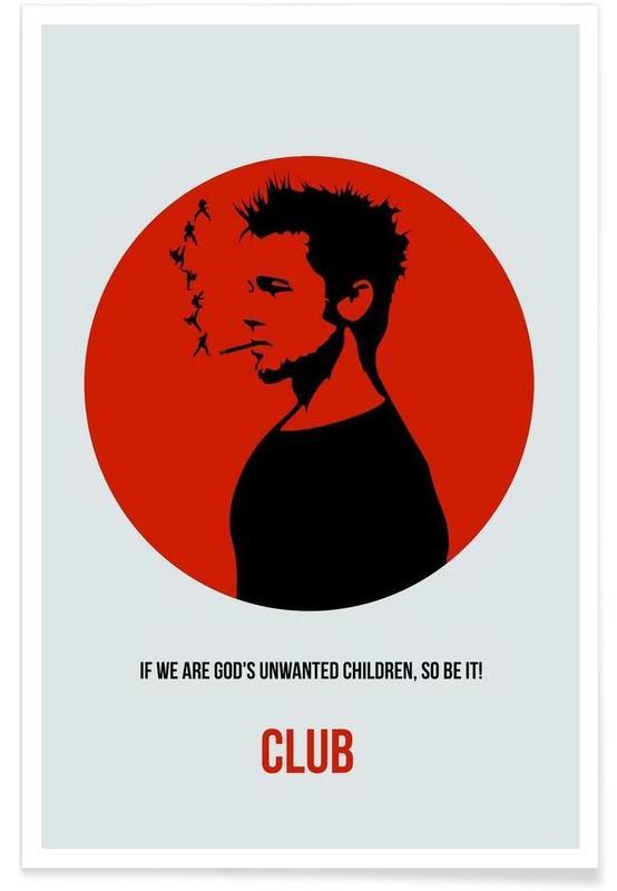 Club Poster 2 affiche
