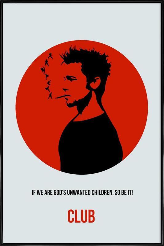 Club Poster 2 Framed Poster