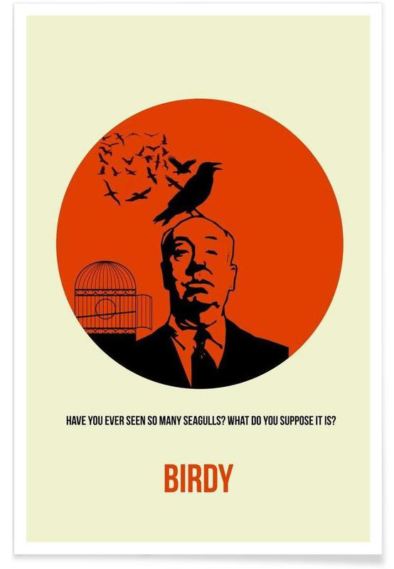 Birdy Poster 2 Poster