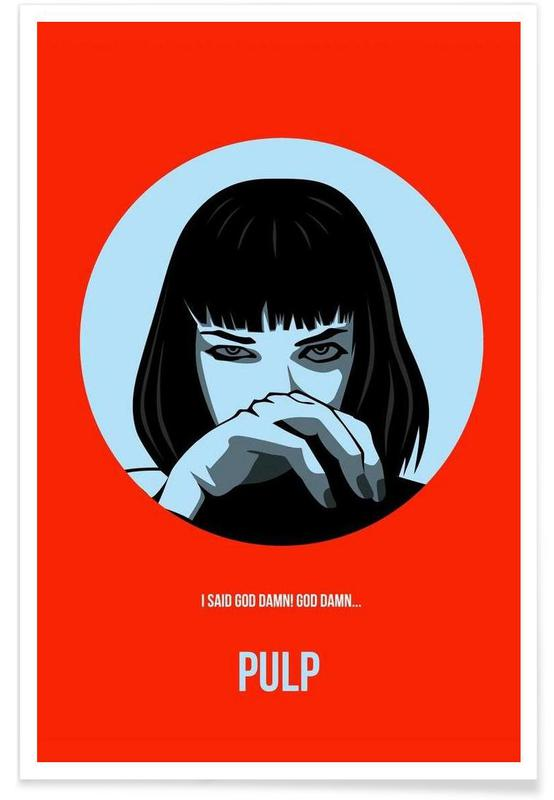 Pulp Poster 1 -Poster