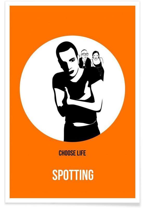 Films, Spotting Poster 2 affiche