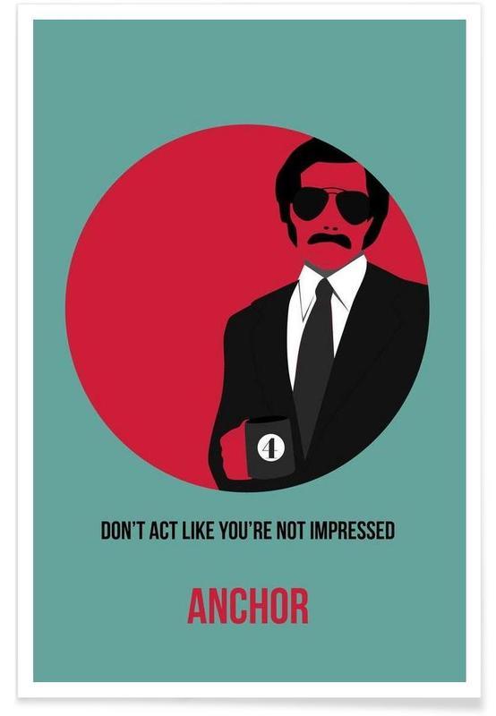 Films, Anchor Poster 1 affiche