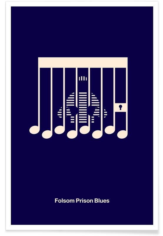 , Folsom Prison Blues affiche