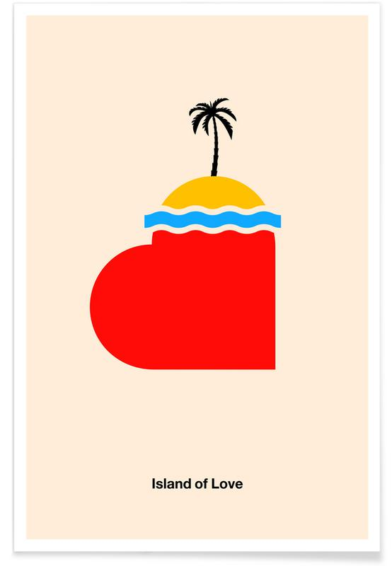 , Island of Love affiche