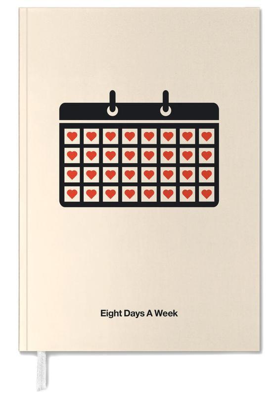 Eight Days a Week Personal Planner